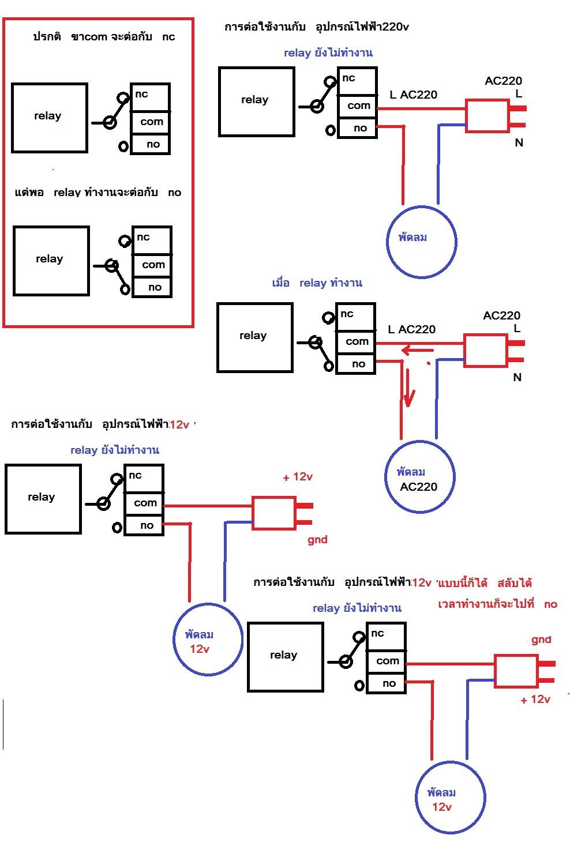 โมดูล relay5v 2 ช่อง  แบบมี opto ไม่ต้องกลัวว่า MCU จะhangจะพัง