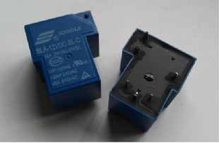relay 12v 30A  no/nc/common 5 ขา