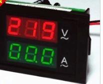 ดิจิตอลโวลต์และแอมมิเตอร์ แบบ AC  วัดได้ 100A ถึงไฟบ้าน 450V