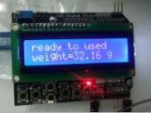 ตัวแสดงผลน้ำหนัก 0.04kg-10TON มีoutput on/off relayได้ USB โปรแกรมบนคอมด้วย