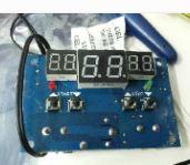 มิเตอร์12vคุมtempหม้อน้ำรถยนต์ได้ทั้งร้อนเย็นมี relay output ใช้ง่ายสุดรุ่นนี้