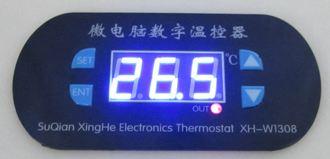 มิเตอร์12vควบคุมอุณหภูมิหม้อน้ำรถยนต์มี relay output มีหน้าปัดสวยๆ